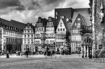Marktplatz in Bewegung von Markus Hartmann