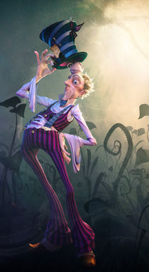 Mad Hatter by madbird