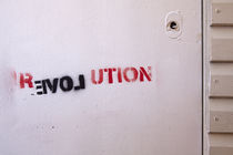 'Love Revolution' von Mike Greenslade