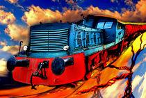 Feuer Express von tinadefortunata