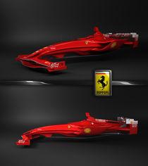 Future Ferrari - F1 design by csicso