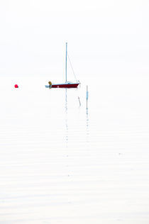 Boot auf der Nordsee by Michael Schickert