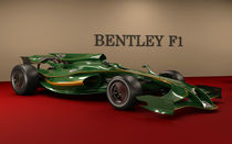 Bentley F1 - showroom von csicso