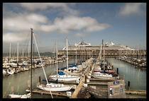 San Francisco pier by Federico C.
