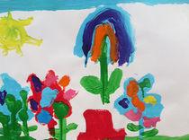 Fleurs by NourYas Arts