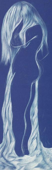 Femme nue von NourYas Arts