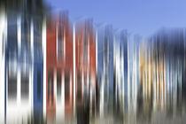Hummerbuden auf Helgoland von Michael Schickert