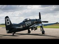 Warbird - F8F Bearcat von Christian Damm