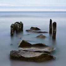 Steine und Buhnen von Krystian Krawczyk