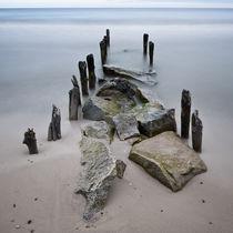 Steine und Buhnen #2 von Krystian Krawczyk