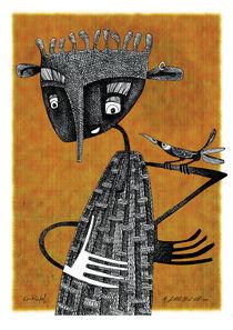 A Little Bird Told Me by Ken  Rinkel