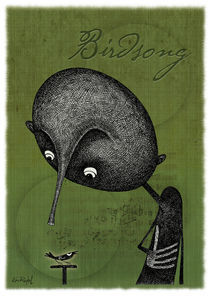 Birdsong by Ken  Rinkel