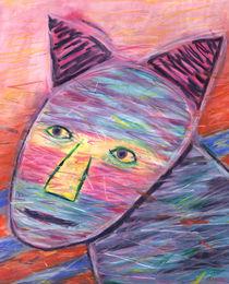 Cat 1 by Lou Patrou
