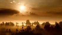Foggy Dawn by Maxim Khytra