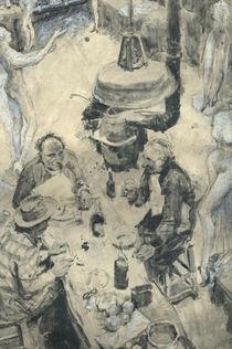 Three Old Friends von Maxim Bagdasarov