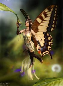Thirsty Fairy von woody