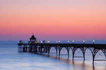 Clevedon Pier, North Somerset by Craig Joiner