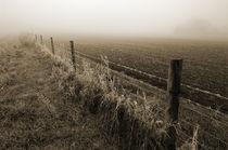 Rural Winter Landscape von Craig Joiner