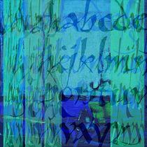 ManuScript 8 by MANUELA RAUBER