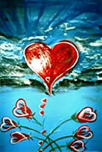 Neue Liebe by Birgitt Negro