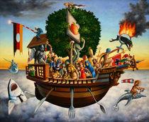 Narrenschiff von Thomas Bühler