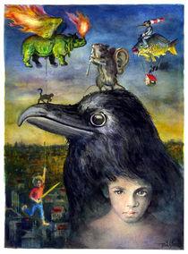 Kindertraum von Thomas Bühler