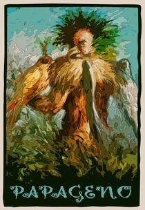 Papageno von Thomas Bühler