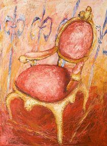 Stuhl 1 by Renate Berghaus