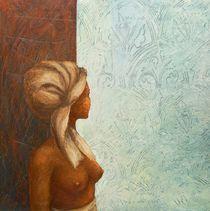 Afrikanerin 1 by Renate Berghaus