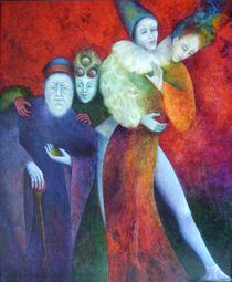 Familienmythos II von Nicola Klemz