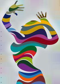 Waved Dancer von Bernd Wachtmeister