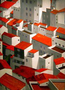 Über den dächern der weißen Dörfer by Thomas Suske