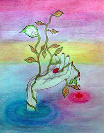 Leben by Angelika Reeg