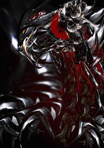 Biomechanical Head by Alessandro Buongiorno