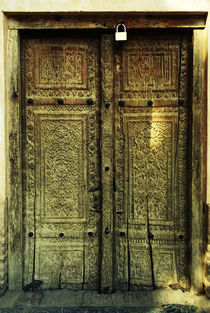 Ancient door von Amirali Sadeghi