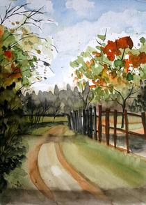 Aueland by Ruth Franz
