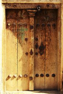 Old door by Amirali Sadeghi