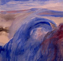 das Meer heult by Ruth Helena Fischer