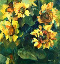 die Sonnenblume von Alexander Hait