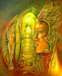 Spirituelle Kunst -  Spiritual Art by Marita Zacharias