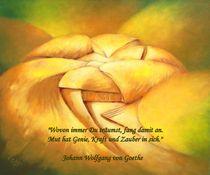 Wovon immer Du träumst - spirituelle Kunst von Marita Zacharias