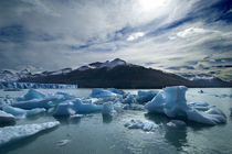 Gletschersee by Alex Timaios