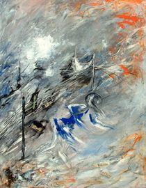 Flut by Suzan Emine Kaube