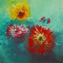 Meerblume von Anne L. Strunk