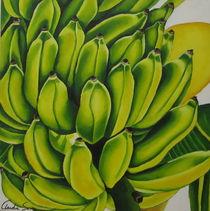 bananas von Claudia Susan Ehrhard