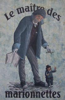 Le maitre des marionnettes by Roland H. Palm