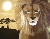 Beautiful Lion von askarajinn