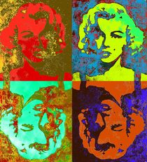 Marilyn Quadro by Ernest Mohs