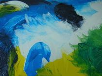 Meeresgetümmel von Birgit Albert