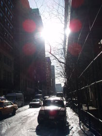 New York Street 3 von Stefan Schulz